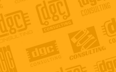 The Making of a Logo: DGC Consulting