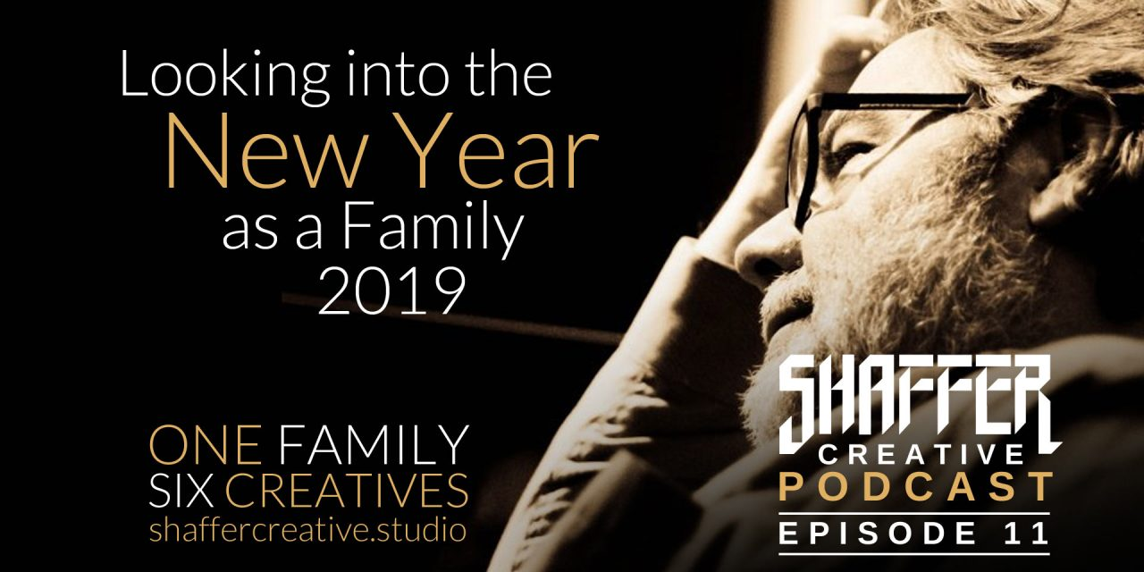Looking Ahead into the New Year as a Family