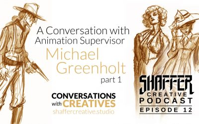 A Conversation with Animation Supervisor Michael Greenholt Part 1
