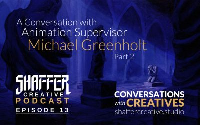 Part 2 of my Conversation with Michael Greenholt