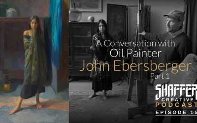 A Conversation with painter John Ebersberger
