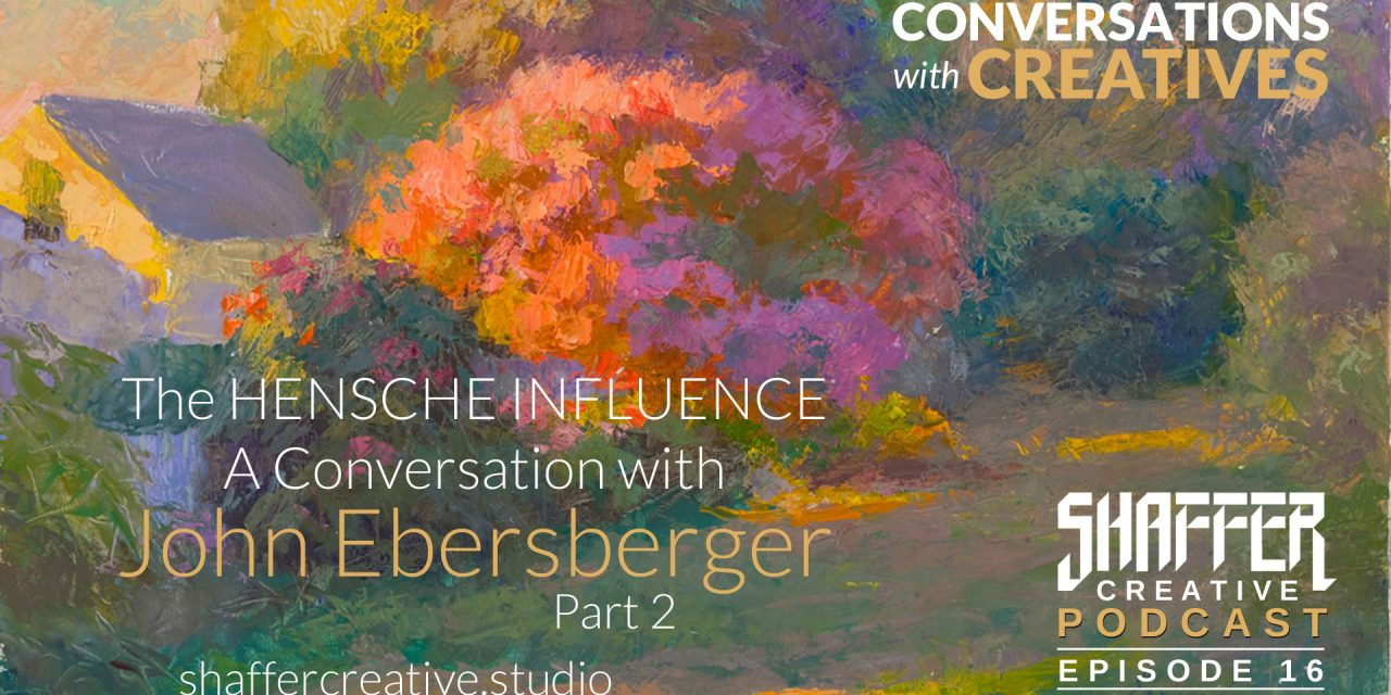 The Hensche Legacy: A Conversation with John Ebersberger