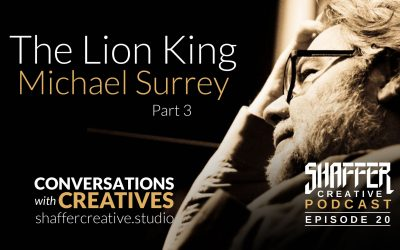 The Lion King with Mike Surrey