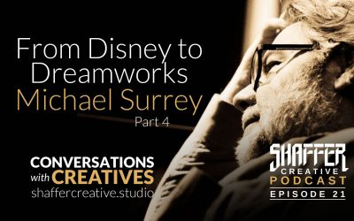 From Disney to Dreamworks with Mike Surrey