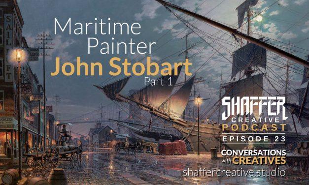 John Stobart Maritime Painter